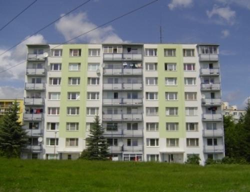 Bytový dom Moskovská, Ban. Bystrica