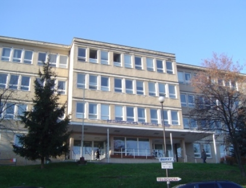 Univerzita Mateja Bella – Ružová ul.