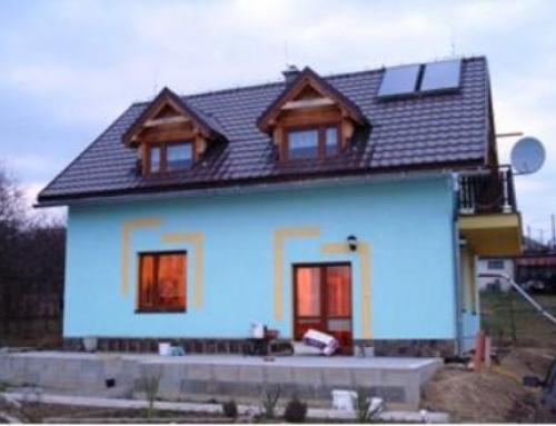 Rodinný dom Badín